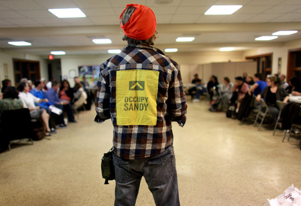 Occupy Movement's Changing Focus Causes Rift - NYTimes.com